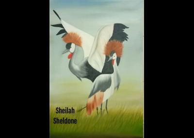 Paintings Sheilah Sheldone